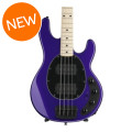 Ernie Ball Music Man Stingray 4 HH - Firemist Purple, Maple Fingerboard
