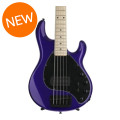 Ernie Ball Music Man Stingray 5 H - Firemist Purple, Maple Fingerboard