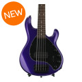 Ernie Ball Music Man Stingray 5 H - Firemist Purple, Rosewood Fingerboard