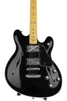 Fender Modern Player Starcaster - Black