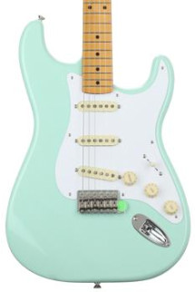 Fender Classic '50s Stratocaster - Surf Green with Maple Fingerboard