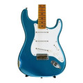 Fender Custom Shop 1955 Relic Stratocaster 2015 Ltd. Ed. - Aged Lake Placid Blue1955 Relic Stratocaster 2015 Ltd. Ed. - Aged Lake Placid Blue