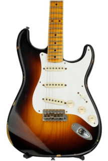 Fender Custom Shop 1956 Stratocaster Heavy Relic - 2- color Sunburst