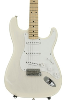 Fender American Vintage '56 Stratocaster - Aged White Blonde with Maple Fingerboard