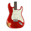 Fender Custom Shop 1959 Strat Heavy Relic - Candy Apple Red with Rosewood Fingerboard