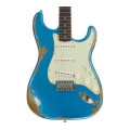 Fender Custom Shop 1959 Strat Heavy Relic - Lake Placid Blue with Rosewood Fingerboard