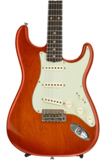 Fender Custom Shop Limited '59 Special Stratocaster Journeyman Relic - Faded Violin Burst