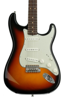 Fender American Vintage '59 Stratocaster - 3-color Sunburst with Rosewood Fingerboard