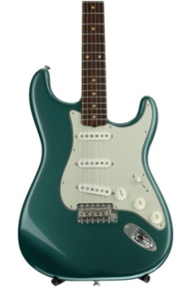 Fender American Vintage '59 Stratocaster - Sherwood Green Metallic with Rosewood Fingerboard