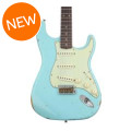 Fender Custom Shop 1960 Relic Stratocaster - Aged Daphne Blue with Rosewood Fingerboard
