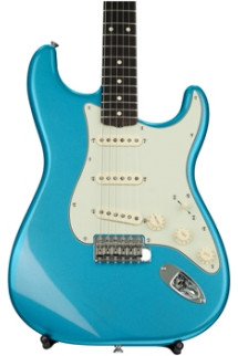 Fender Classic '60s Stratocaster - Lake Placid Blue with Rosewood Fingerboard