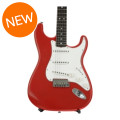 Fender Custom Shop 1965 Strat Journeyman Closet Classic - Fiesta Red