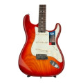 Fender American Elite Stratocaster - Aged Cherry Burst with Rosewood FingerboardAmerican Elite Stratocaster - Aged Cherry Burst with Rosewood Fingerboard