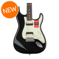 Fender American Professional HH Shawbucker Stratocaster - Black with Rosewood FingerboardAmerican Professional HH Shawbucker Stratocaster - Black with Rosewood Fingerboard