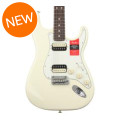 Fender American Professional HH Shawbucker Stratocaster - Olympic White with Rosewood FingerboardAmerican Professional HH Shawbucker Stratocaster - Olympic White with Rosewood Fingerboard