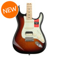 Fender American Professional HSS Shawbucker Stratocaster - 3-color Sunburst with Maple FingerboardAmerican Professional HSS Shawbucker Stratocaster - 3-color Sunburst with Maple Fingerboard