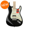 Fender American Professional HSS Shawbucker Stratocaster - Black with Maple FingerboardAmerican Professional HSS Shawbucker Stratocaster - Black with Maple Fingerboard