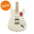 Fender American Professional HSS Shawbucker Stratocaster - Olympic White with Maple FingerboardAmerican Professional HSS Shawbucker Stratocaster - Olympic White with Maple Fingerboard