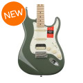 Fender American Professional HSS Shawbucker Stratocaster - Antique Olive with Maple FingerboardAmerican Professional HSS Shawbucker Stratocaster - Antique Olive with Maple Fingerboard