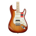 Fender American Professional HSS Shawbucker Stratocaster - Sienna Sunburst with Maple Fingerboard
