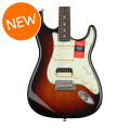 Fender American Professional HSS Shawbucker Stratocaster - 3-color Sunburst with Rosewood FingerboardAmerican Professional HSS Shawbucker Stratocaster - 3-color Sunburst with Rosewood Fingerboard