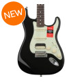 Fender American Professional HSS Shawbucker Stratocaster - Black with Rosewood FingerboardAmerican Professional HSS Shawbucker Stratocaster - Black with Rosewood Fingerboard
