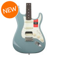 Fender American Professional HSS Shawbucker Stratocaster - Sonic Gray with Rosewood FingerboardAmerican Professional HSS Shawbucker Stratocaster - Sonic Gray with Rosewood Fingerboard