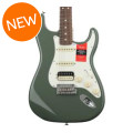 Fender American Professional HSS Shawbucker Stratocaster - Antique Olive with Rosewood FingerboardAmerican Professional HSS Shawbucker Stratocaster - Antique Olive with Rosewood Fingerboard