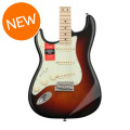Fender American Professional Stratocaster Left-Handed - 3-color Sunburst with Maple FingerboardAmerican Professional Stratocaster Left-Handed - 3-color Sunburst with Maple Fingerboard