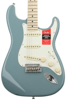 Fender American Professional Stratocaster - Sonic Gray with Maple Fingerboard