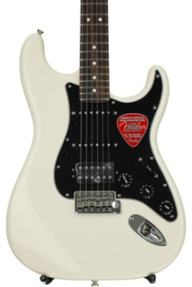 Fender American Special Stratocaster HSS - Olympic White with Rosewood Fingerboard
