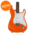 Squier Affinity Series Stratocaster - Competition Orange with Rosewood FingerboardAffinity Series Stratocaster - Competition Orange with Rosewood Fingerboard