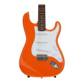 Squier Affinity Stratocaster - Competition Orange with Rosewood FingerboardAffinity Stratocaster - Competition Orange with Rosewood Fingerboard