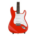 Squier Affinity Stratocaster - Race Red with Rosewood FingerboardAffinity Stratocaster - Race Red with Rosewood Fingerboard
