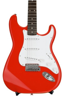 Squier Affinity Stratocaster - Race Red with Rosewood Fingerboard