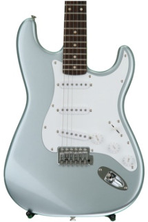 Squier Affinity Series Stratocaster - Slick Silver with Rosewood Fingerboard