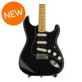 Fender Custom Shop Ancho Poblano Stratocaster Journeyman Relic - BlackAncho Poblano Stratocaster Journeyman Relic - Black
