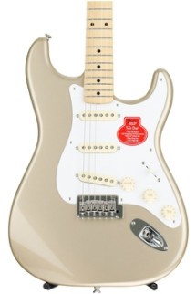 "Fender Classic Player _""ƒ50s Stratocaster - Shoreline Gold with Maple Fingerboard"