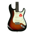 "Fender Classic Player '""ƒ60s Stratocaster - 3-color Sunburst with Rosewood Fingerboard"