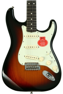 """Fender Classic Player _""""ƒ60s Stratocaster - 3-color Sunburst with Rosewood Fingerboard"""
