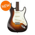 Fender Custom Shop '57 Stratocaster Journeyman Relic, Limited Edition - Chocolate 2-tone Sunburst, Rosewood Neck