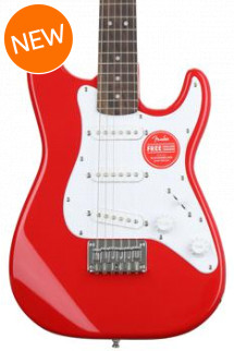 Squier Mini Strat - Torino Red
