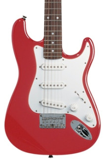 Squier Mini Strat - Torino Red