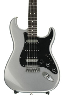Fender Standard Stratocaster HSH - Ghost Silver with Rosewood Fingerboard