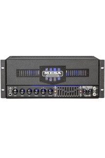 Mesa/Boogie Bass Strategy Eight:88 - 465-Watt Bass Head - Rackmount