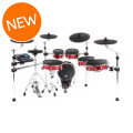 Alesis Strike Pro - 6-piece Electronic Drum Kit with Mesh Drumheads
