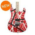 EVH Striped Series 5150 - Red, Black, and WhiteStriped Series 5150 - Red, Black, and White