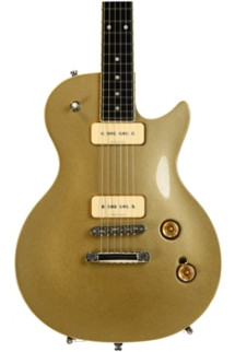 Godin Summit Classic CT with P-90s - Gold