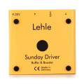 Lehle Sunday Driver Buffer and Booster PedalSunday Driver Buffer and Booster Pedal