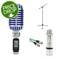 Shure Super 55 Microphone with Stand and Cable